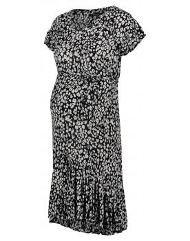 Suermom Umstandskleid Leopard aus Viskose 20230411