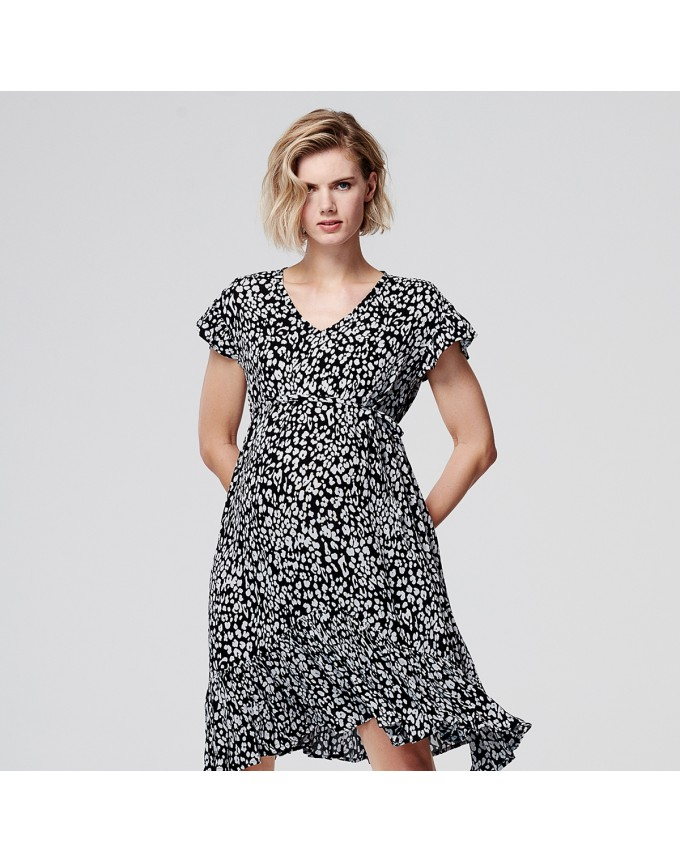 Kleid Leopard