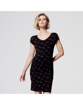 Supermom Umstandskleid Kleid Rainbow aus Viskose 20230413