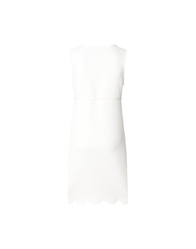 Elegantes Kleid Umstandskleid Dress Knielang, Brautkleid Hochzeit C1884261
