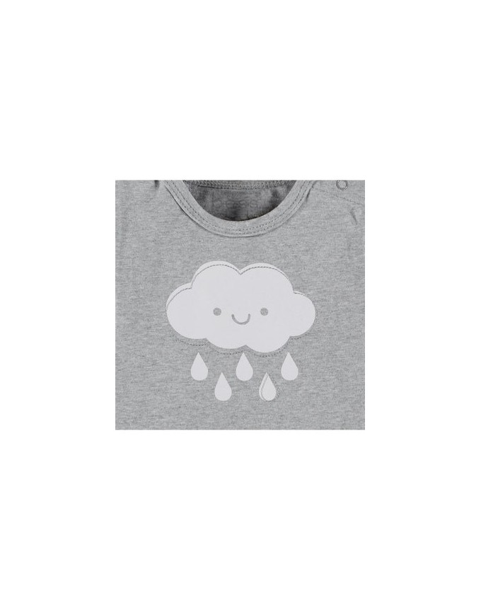 BEES Shirt Shirt Boy or Girl No Unisex Cloud-Grey