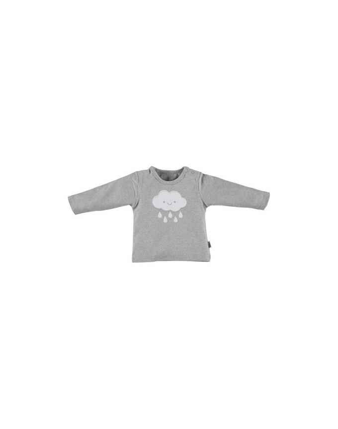 BEES Shirt Shirt Boy or Girl No Unisex Cloud-Grey