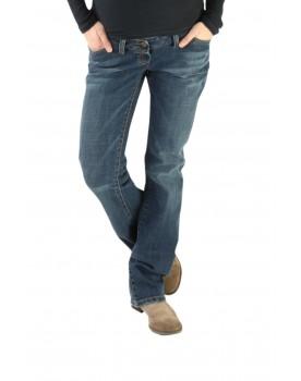 Christoff Jeans Bootcut-Jeans sitzt perfekt: NEU bis Gr. 54 NEU